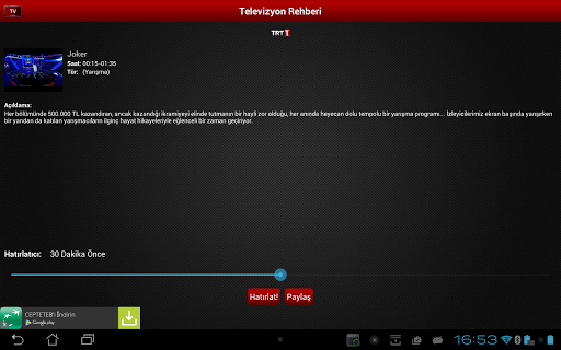 Mobil Canlu0131 Tv 2.4.6 Apk for Android 13
