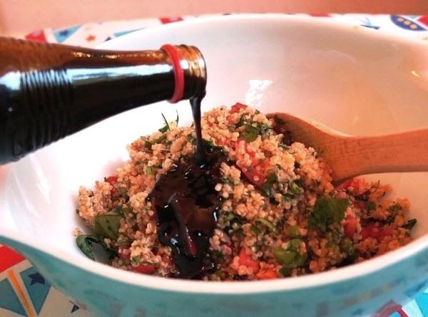 Aromatic Quinoa Salad Recipe