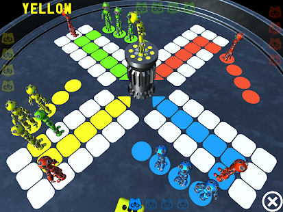 Robot Ludo- screenshot thumbnail