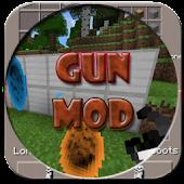Guide Gun Mod Mcpe Skin