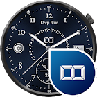 Deep Blue Watchface icon