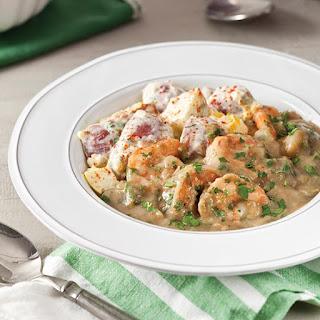 Shrimp Stew.