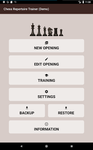 Chess Repertoire Trainer 1.5.3 gameplay | by HackJr.Pw 17