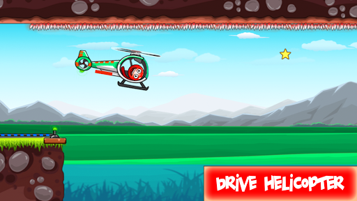 Code Triche Red Hero 3 - Roll and Jump Ball save Lover mod apk screenshots 2