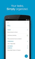Screenshot of Any.do To-do List | Task List