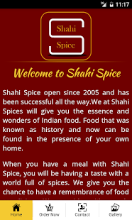 Shahi Spice- screenshot thumbnail