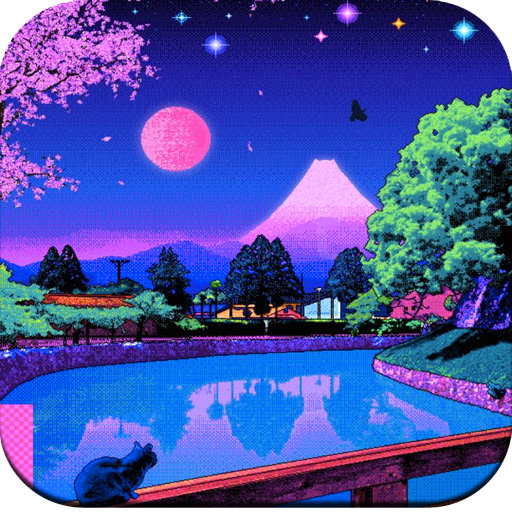 Lo Fi Wallpaper Hd Apps On Google Play