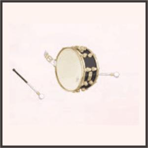 魂のバスドラム