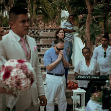 Wedding photographer Efrain alberto Candanoza galeano (efrainalbertoc). Photo of 07.09.2017