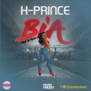 Cover Art for song Bia (cover)