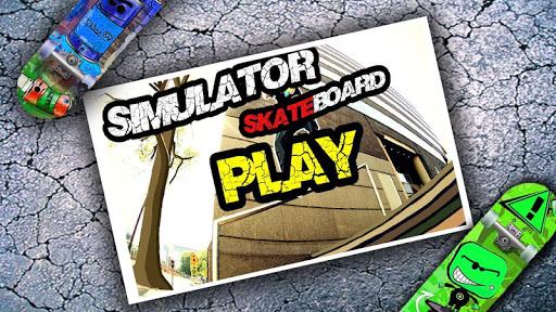 Skateboard Simulator 2.1 screenshots 2