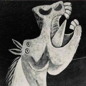 Mangelos, Jay DeFeo, Guernica, musée Picasso, Paris