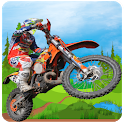 Impossible Mega Ramp Bike Stunts Game icon
