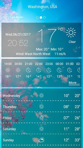 Wettervorhersage screenshot 4