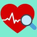 ECG Master: Electrocardiogram Quiz & Practice icon