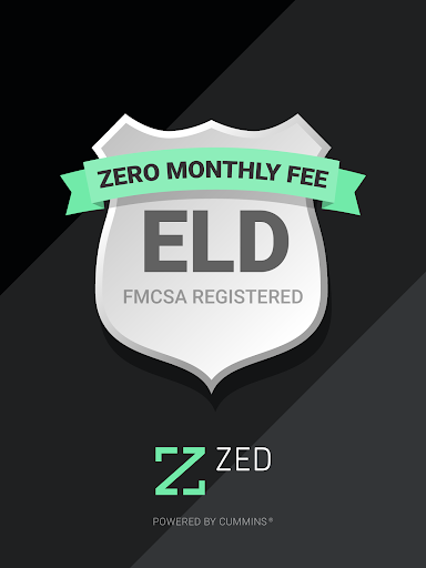 ZED - ELD Trucker Logbook 3.7.4 screenshots 7