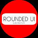 Rounded UI Samsung,Oreo,Oxygen Substratum Theme icon