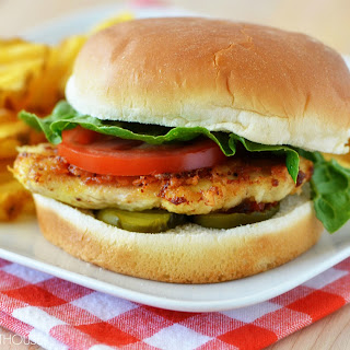 Copycat Chic-Fil-A Chicken Sandwich