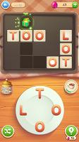 Merge Sweet -  Free Word Puzzle Merge Game