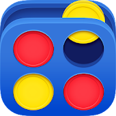 Four In A Row - Classic Connect Board Game! Android APK Download Free By Banana & Co.