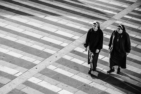 In diagonale verso lo stesso cammino di Simona Ranieri