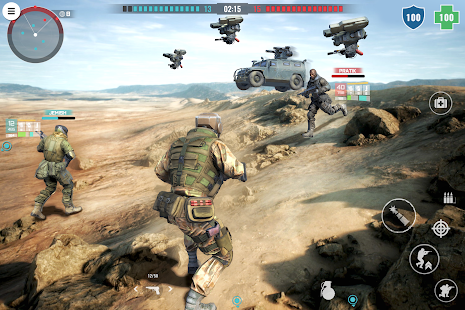 Landkrieg: Battleground Survival Shooter Screenshot