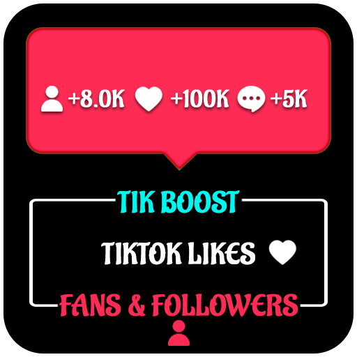 Booster for TikTok - Followers & Likes Booster - Apps on