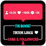Booster for TikTok - Followers & Likes Booster