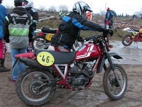 Photo: Moto Morini 350 von Eisinger Frank auf dem Weg in die zweite Runde beim Klassik Enduro in Pfungstadt