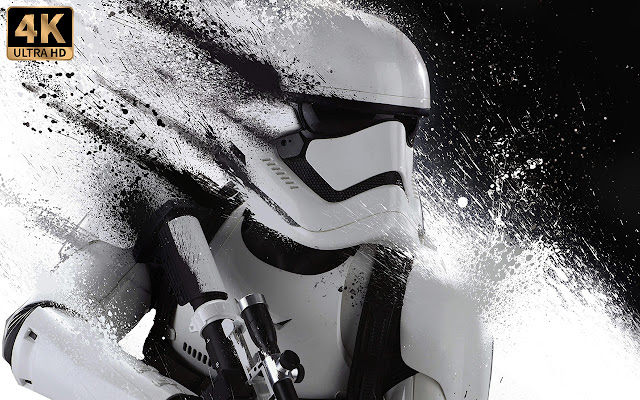 Star Wars Wallpaper 4k Newtab Hd