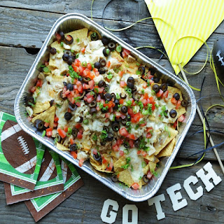 Ultimate Chicken Nachos