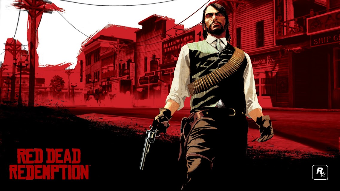 Red Dead Redemption - tựa game