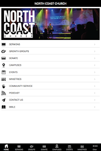 North Coast Church- screenshot thumbnail