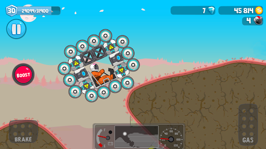 Rovercraft: Race Your Space Car Apk Download For Android 5