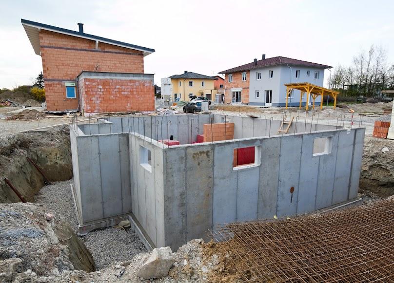 Budowa domu z piwnicą