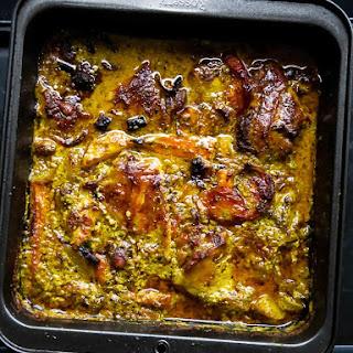 Baked One-Pot Lemongrass Chicken Curry Recipe