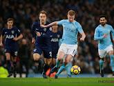 Manchester City won met 4-1 van Tottenham