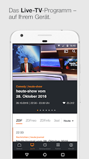 ZDFmediathek & Live TV Screenshot