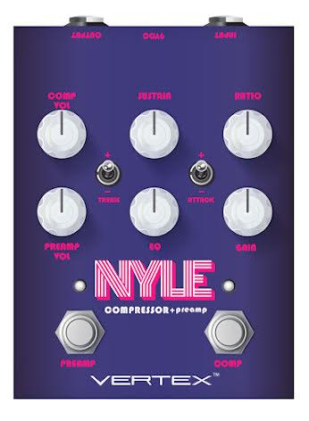 Vertex Nyle Comp + Preamp