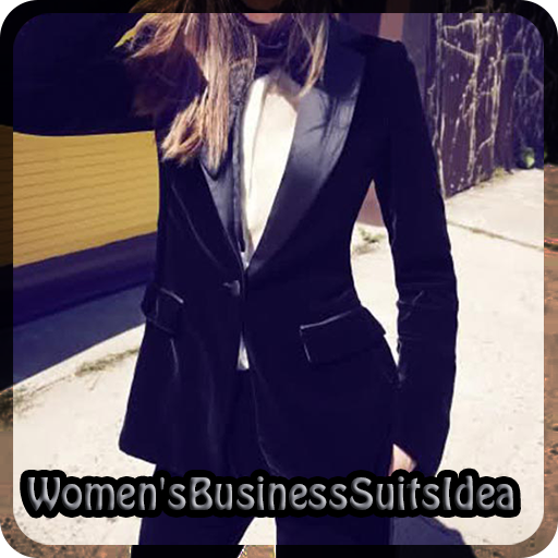 Women Business Suit Idea