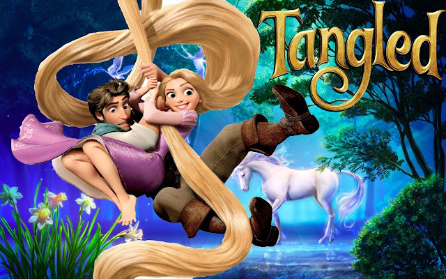 Tangled The Series Tab