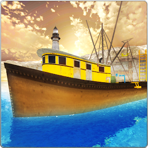 Fishing Boat Simulator 3D for PC and MAC