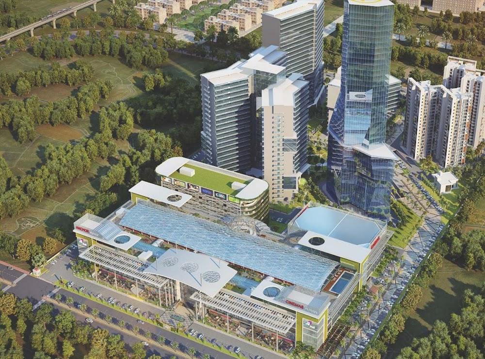 DAH Greentech NX One Mall