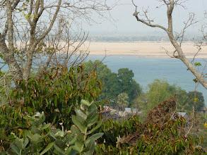 Photo: View across the Mekong