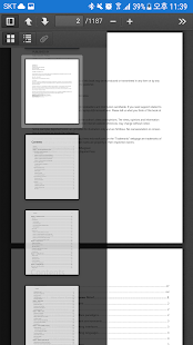 Simple PDF Viewer - náhled
