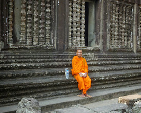 Photo: The temple started as Hindu and later became Buddhist.