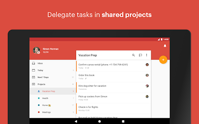 Todoist: To-Do List, Tasks & Reminders APK screenshot thumbnail 6