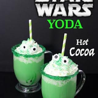 Yoda Hot Cocoa