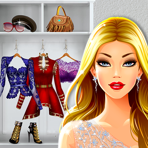 Dress Up Games Stylist - Fashion Diva Style 👗 Icon