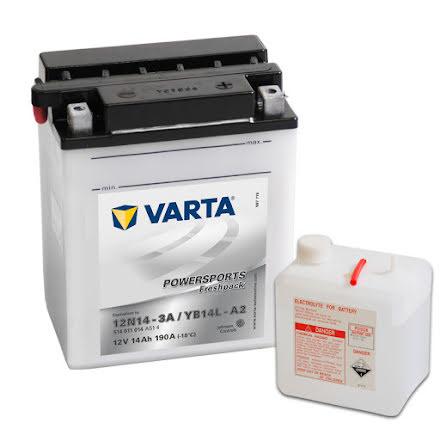 Varta MC batteri 12V/14Ah12N14-3A.YB14L-A2